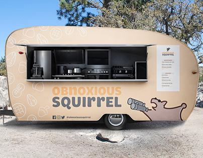 Obnoxious Squirrel