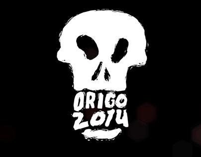 Origo— Halloween Background Loop