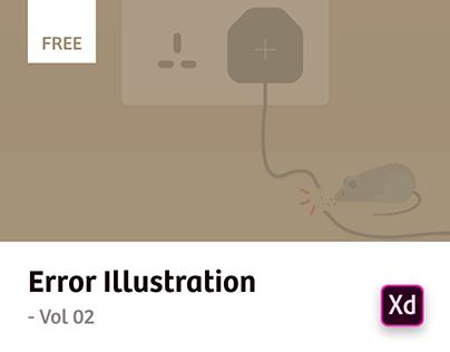 Error Illustrations - Vol 02