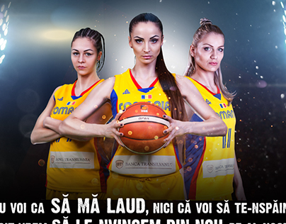 Romanian Basketball National Team Campaign