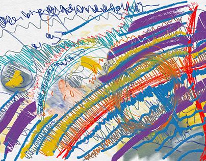 Fresh Paint Doodle