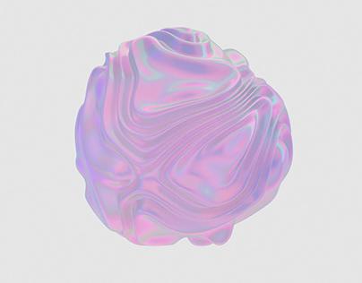 C4d Swirling Looping Pattern - Cinema 4D Tutorial