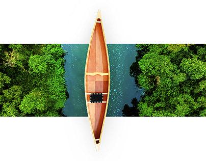 Ui/Ux - John's Kayak - Template