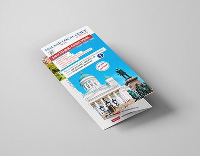 Carisa Travel logo, business card, leaflet & brochures