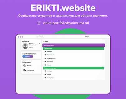 ERIKTI.website