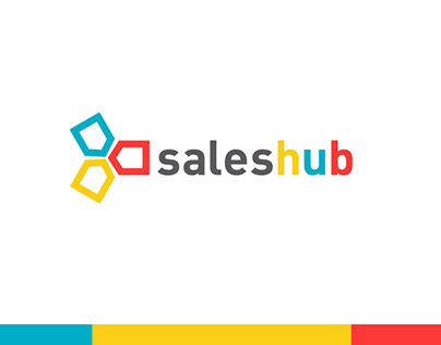 LOGO DESIGN - Sales Hub