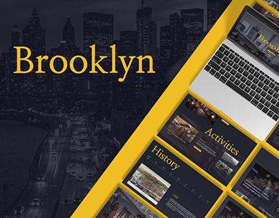 Brooklyn Website Branding