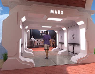 MARS - Museography and BTL Activations