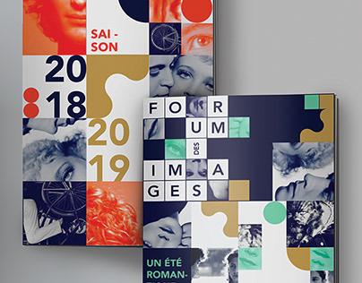 Forum des Images - Identité Flexible