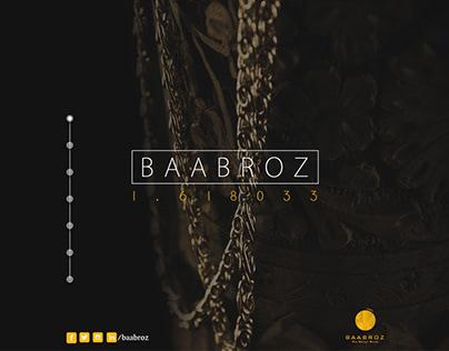 Baabroz Website