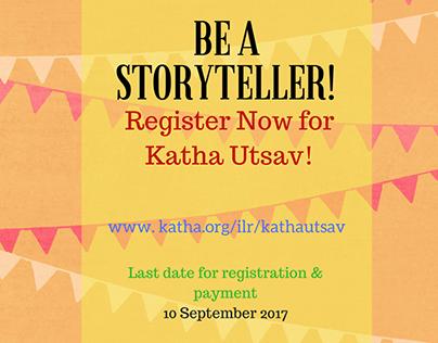 Katha Utsav!