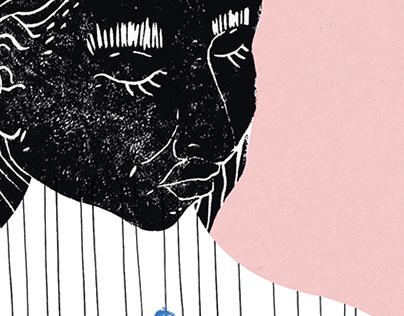 another sadgirl - illustration