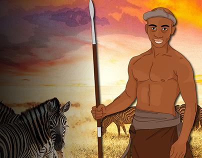 { Zulu Warrior }