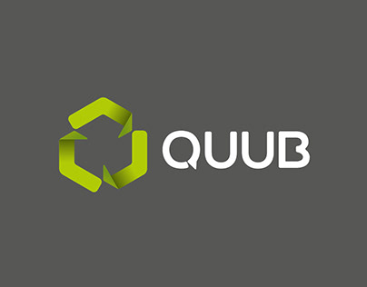 QUUB - logo design 2019