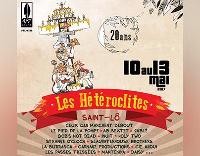 Les Hétéroclites 2017 - Art Plume - Saint-Lô