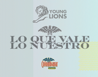 YOUNG LIONS DESIGN - 2016