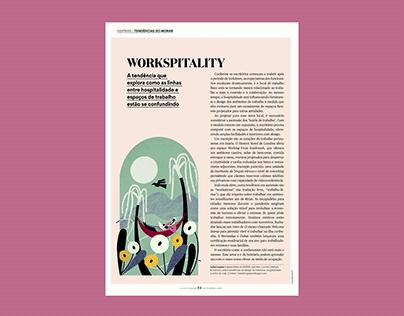 Editorial Revista Casa & Jardim