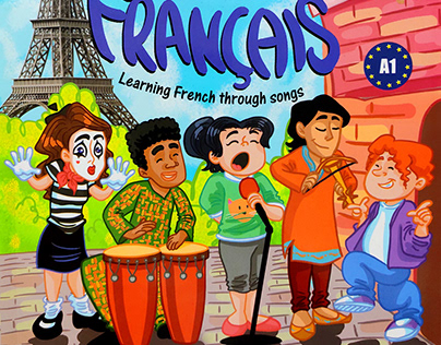 Chantons En Francais : Learning French through songs