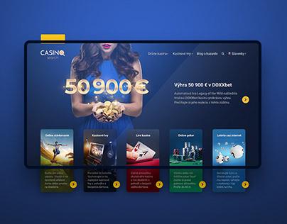 CASINO search | Website