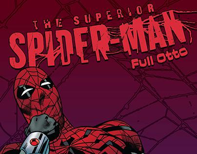 The Superior Spider-Man: Full Otto Trade Design