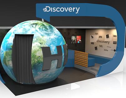 Discovery Networks - Jornadas ATVC 2015