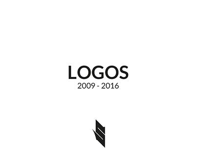 Logos 2009 - 2016