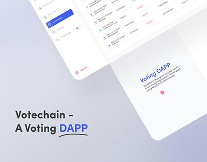 Votechain DAPP
