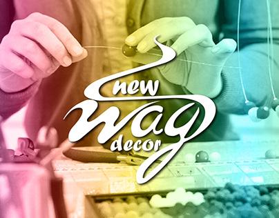 Logotipo | New Way Decor | Artesanato e Decoração