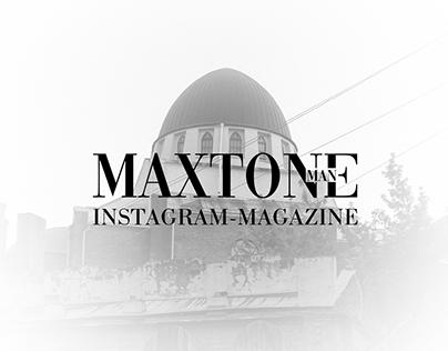 Maxtone Man. Dmitriy Shamanov