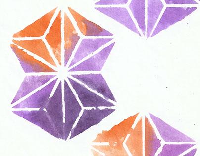 Textile graphic design