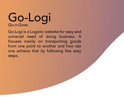 GO-Logi The Logistic Website