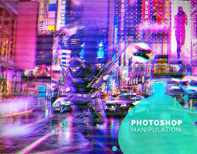 Photoshop Manipulation - Future Soldier