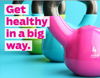 Get Healthy Orlando Ad Campaign