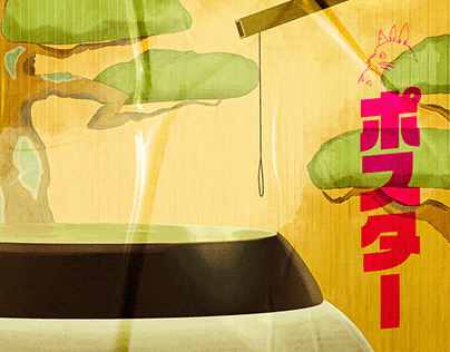Ghibli posters