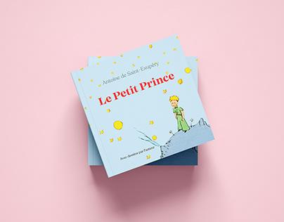 Design du Petit Prince livre