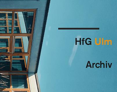 HfG Ulm Archiv - iPhone vs mju 1
