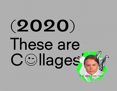 2020 | collages