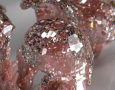 Swarovski Created Diamond
