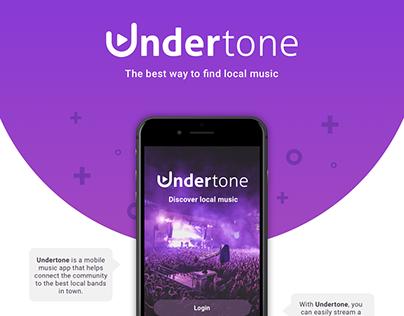 Undertone Music App