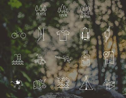Website + Branding + Icons