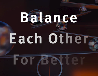 WTS 2019 Balance Each Other for Better