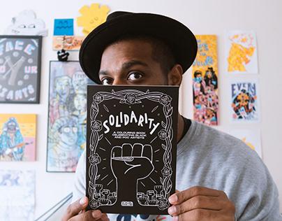Solidarity Colouring Book