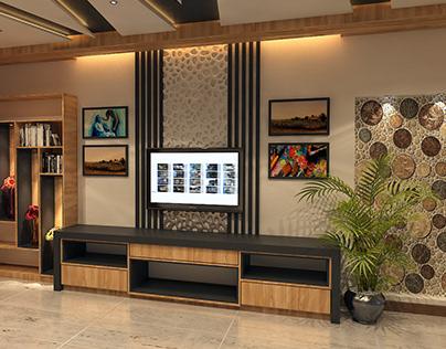 Modern TV Lounge Idea (20180123)