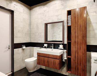 Bathroom 7sqm