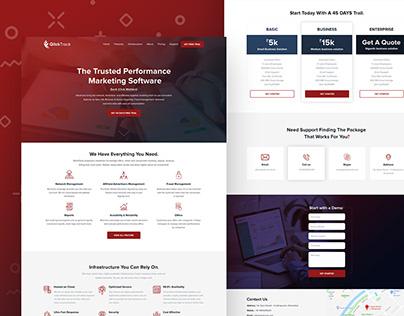 Qlicktrack - Software marketing