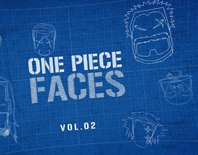 One Piece Illustrations -Vol .02