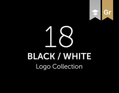 Black and White logopack
