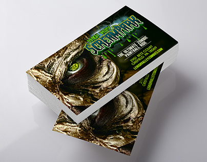 Lehigh Valley ScreamPark Corporate Identity Package