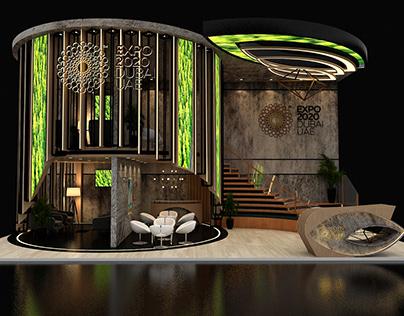EXPO 2020 DUBAI UAE, EXHIBITION DESIGN
