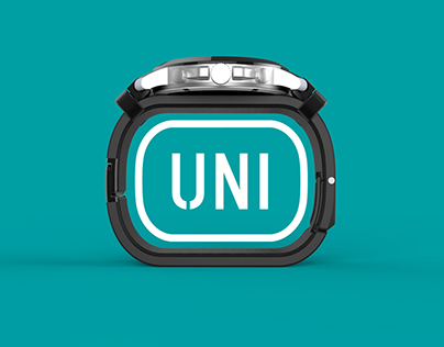 Uni – A Watch Band for Single-Handed Wearability